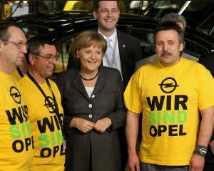 Opel ar putea inchide doua fabrici. Una in Germania si cealalta in Marea Britanie