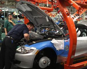BMW se pregateste sa prezinte prima sa masina cu tractiune pe fata