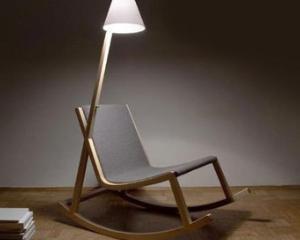 Murakami Chair este scaunul care genereaza electricitate