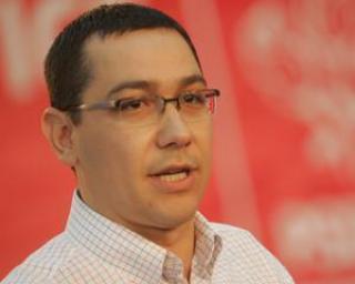 Ponta: Sunt prea tanar ca sa candidez la presedintie
