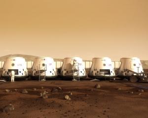Primii oameni vor ajunge pe Marte in 2023