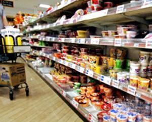 Produsele romanesti, obligatorii pentru supermarket-uri