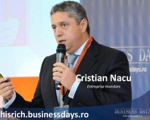 Antreprenori vs Investitori cu Robert Hisrich: Interviu cu Cristian Nacu, Enterprise investor