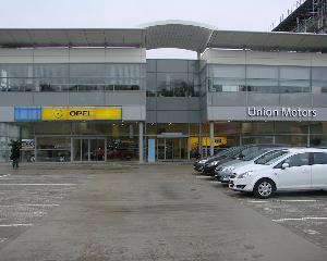 Ziua portilor deschise Opel, la Union Motors