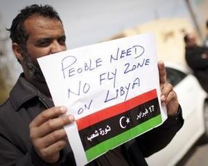 LIBIA: Fortele lui Gadhafi i-au alungat pe rebeli din Brega, un important oras petrolier