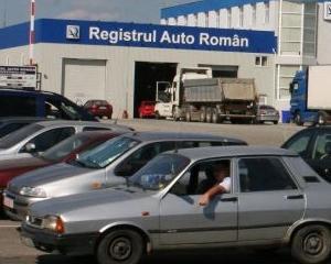 Registrul Auto Roman, venituri in crestere cu 5% in 2013