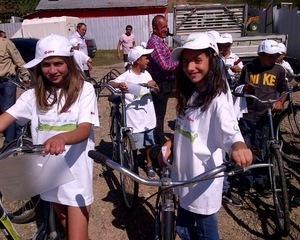 Bicicleta porneste sa recucereasca si lumea satelor