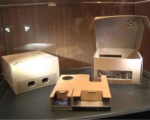 Idee verde de la Asus: Cutia acestei placi de baza se transforma in carcasa de PC