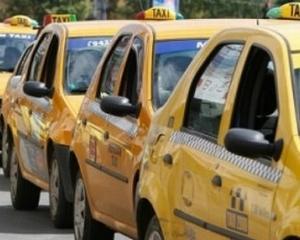 Tarife majorate la taxi: Cine trece de 1,39 lei/km?
