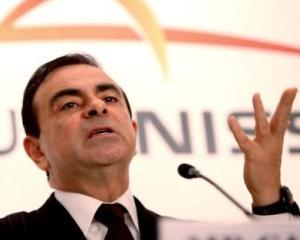Ghosn, Renault: Moneda euro a devenit mai accesibila, in raport cu dolarul