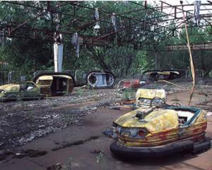 Comisia Europeana ofera 110 milioane de euro pentru finalizarea sarcofagului de la Cernobil