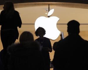 Actiunile Apple au ajuns la un nivel record