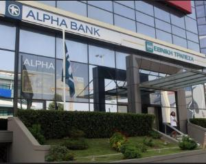 Alpha Bank vinde 30% din sucursalele sale din Europa de Est