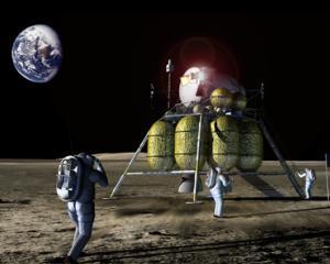 Rusia isi face baza permanenta Luna
