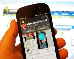 Adobe renunta la Flash Player pentru Android