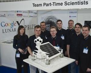 NVIDIA sustine competitia Moon Mission 2015, cu premii de 30 milioane de dolari