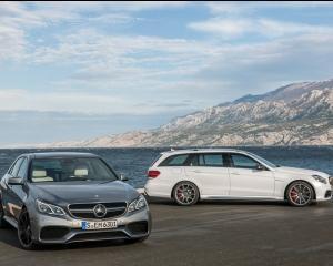 Mercedes prezinta noua generatie a Clasei E