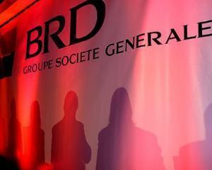 BRD a obtinut un profit net de 465 milioane de lei