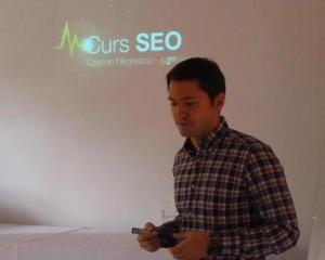 Cosmin Negrescu, SEO Monitor: Viitorul in online le apartine celor care investesc acum in cresterea vizibilitatii in Google