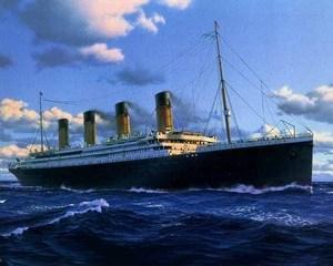 UNESCO linisteste apele sub care se afla Titanic