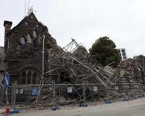 Cea mai neagra zi in Noua Zeelanda: Cel putin 65 de oameni morti, sute de disparuti, in urma unui cutremur de 6,3 grade