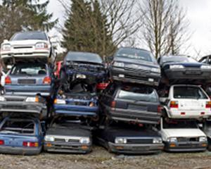 Scorul innoirii parcului auto: 26.000 de rable la 8.000 de masini noi