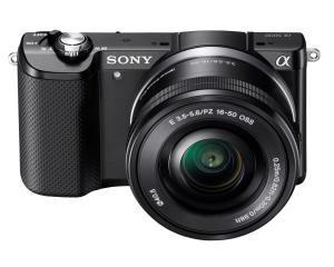 Sony A5000, cea mai mica si mai usoara camera digitala cu Wi-Fi