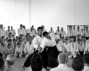 REPORTAJ: Cum s-a scris, la Cluj, o pagina din istoria mondiala a Aikido-ului