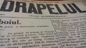 Centenarul Marii Uniri: Astazi, acum 100 de ani. Cum se vedea Romania in presa de acum un veac (V)
