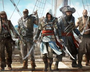 Assassin's Creed IV: Black Flag se lanseaza sambata