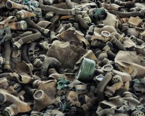 Iarna la Pripyat: O colectie impresionanta de fotografii