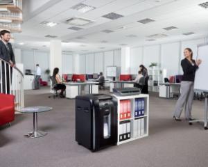 Distrugatoarele automate REXEL pentru documente vor sprijini respectarea standardelor GDPR