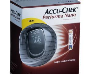 Roche Diabetes Care Romania a lansat glucometrul Accu-Chek Performa Nano