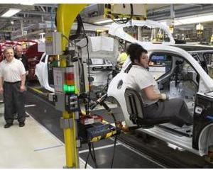 ACEA: Inmatricularile de autoturisme noi in Europa au crescut cu 3,6% in luna aprilie