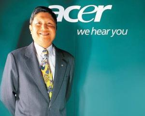 CEO-ul Acer a demisionat
