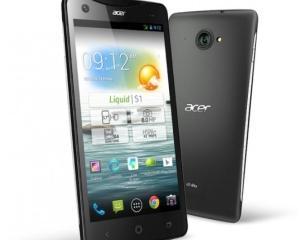 Acer lanseaza Liquid S1, cu ecran de 5,7 inci