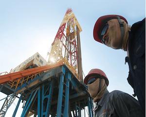 Gazprom utilizeaza fracturarea hidraulica in Banatul Sarbesc