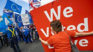Astazi se decide soarta divortului de UE: Parlamentul britanic voteaza acum acordul pentru Brexit