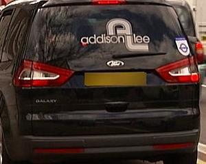 Firma londoneza de taximetrie Addison Lee, vanduta pentru 300 milioane lire sterline