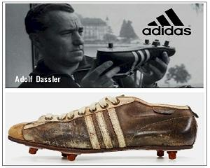 Istoria unor companii celebre. Adidas