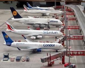 Numarul curselor aeriene creste continuu. Este afectata siguranta zborurilor?