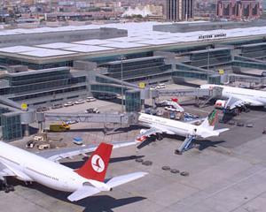 Traficul de pasageri a crescut cu 17% pe aeroporturile administrate de TAV in 2013