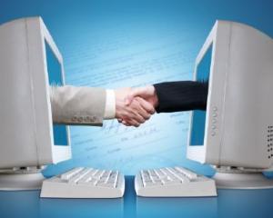 Tot mai multe afaceri se digitalizeaza