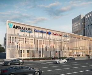 AFI Brasov va avea ca ancora un hypermarket Carrefour de 6.500 metri patrati