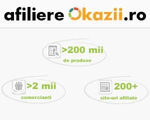 Okazii.ro lanseaza propriul program de afiliere