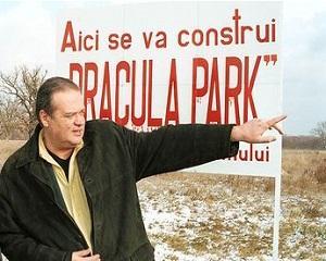 Falimente de rasunet in Romania. Proiectul Dracula Park