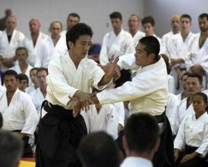 Unde a avut loc cel mai important eveniment de Aikido din Sud-Estul Europei