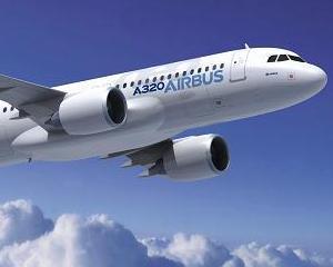 Airbus a produs avionul viitorului, dotat pentru zborurile lungi