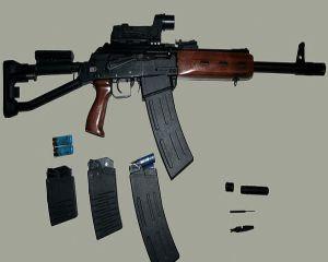 Kalashnikov vrea sa vanda anual 200.000 de arme in SUA