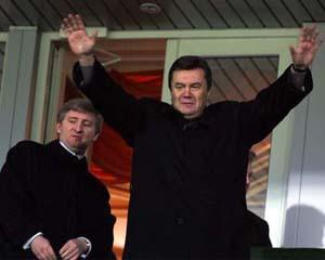 Cel mai bogat om din Ucraina, Rinat Ahmetov, se pregateste de tranzitie